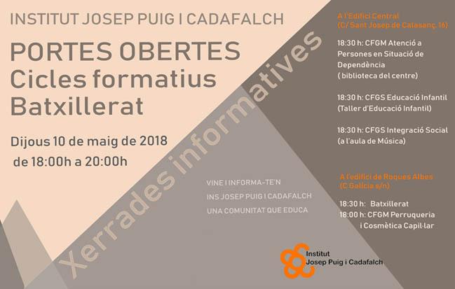 Institut Josep Puig i Cadafalch